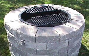 Tri-Star Blocks, Retaining Wall and Landscaping Blocks - Pyzique Block Concrete Retaining Wall Blocks