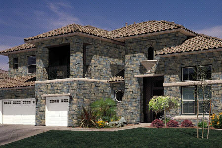 Coronado Stone - Manufactured Stone - Country Rubble