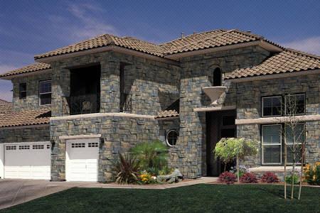 Coronado Stone - Manufactured Stone - Country Rubble