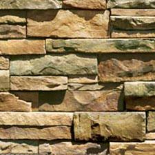 Coronado Stone - Manufactured Stone - Idaho Drystack Carmel Mountain