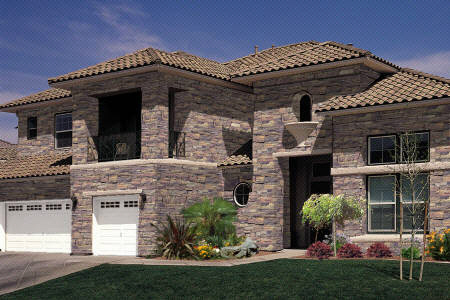 Coronado Stone - Manufactured Stone - Honey Ledge Sioux Falls