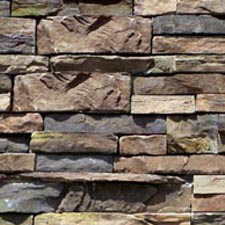 Coronado Stone - Manufactured Stone - Quick Stack Coastal Brown