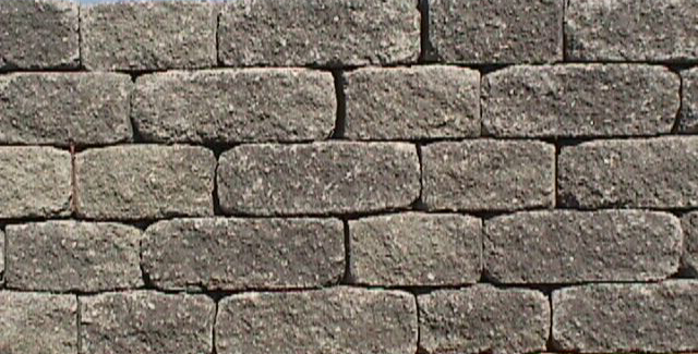 Decorative Block Wall retaining brick and block – vic hannan landscape materials