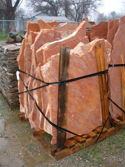 Rosa Flagstone - Vic Hannan Materials